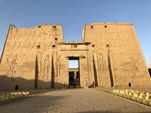 Edfu Horus Tempel