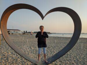 Cristina Teot im Herz